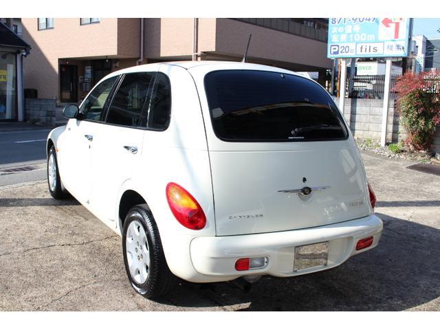 「クライスラー」「クライスラーPTクルーザー」「コンパクトカー」「京都府」の中古車12