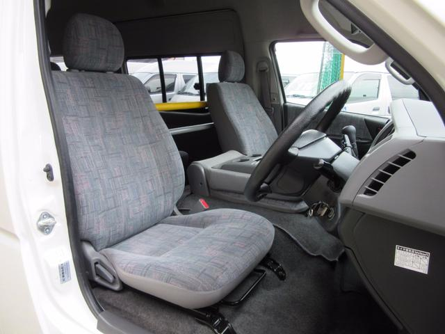 トヨタ ハイエースコミューター ワイド福祉車両ウェルキャブDタイプ車イス4台10人 事業用可