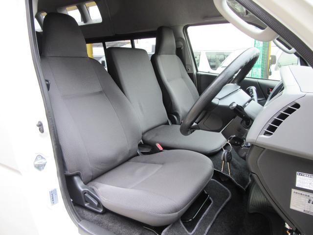 福祉車両ウェルキャブBタイプ車イス2台固定10人乗 事業用可(13枚目)