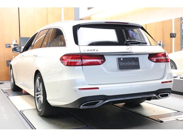 E220dステションワゴンアバンGスポツ(本革仕様)(4枚目)