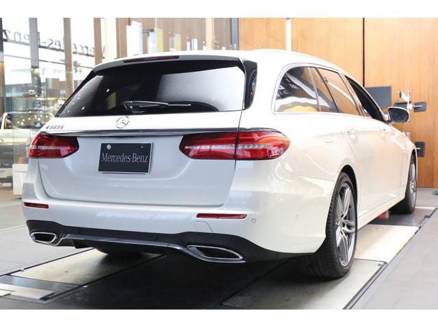 E220dステションワゴンアバンGスポツ(本革仕様)(6枚目)