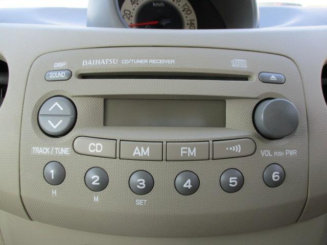 ダイハツ エッセ L CD