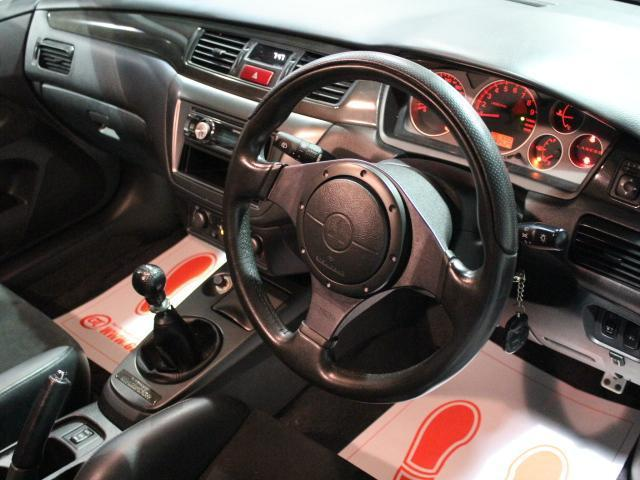 三菱 ランサー GSRエボリューションIX 車高調 18アルミ クリフォード
