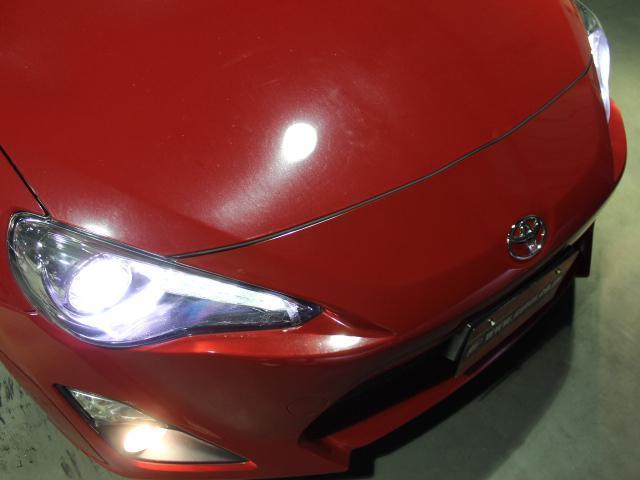 トヨタ 86 GTリミテッド ハーフレザー ナビTV フルノーマル車
