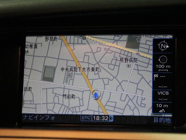 アウディ アウディ A4アバント 2.0 TFSI Sライン 純正HDDナビ 全国1年保証