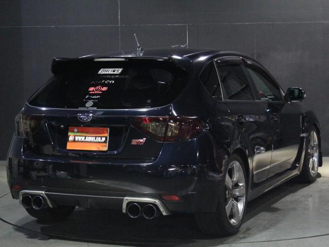 スバル インプレッサ WRX STi オーリンズ車高調 前置IC HKSEVC