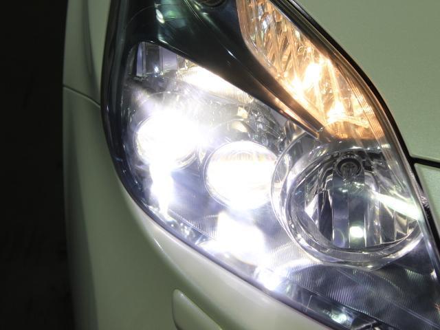 LEDライトが標準装備です!明るく、安心ですね!