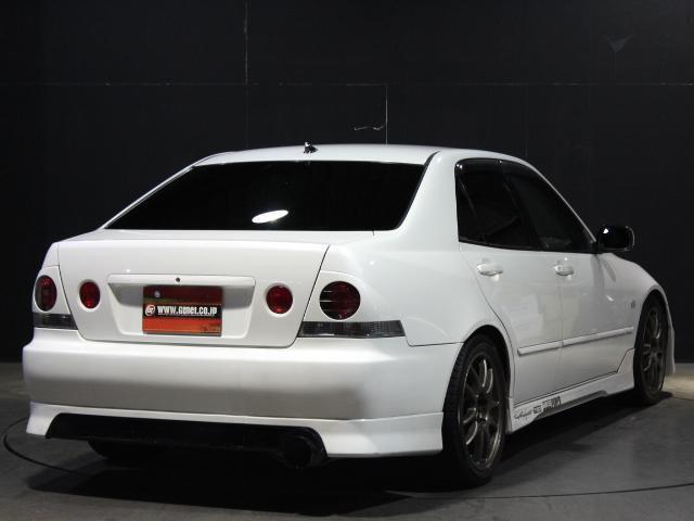 RS200Zエディション 車高調 TRDマフラー 17AW(2枚目)