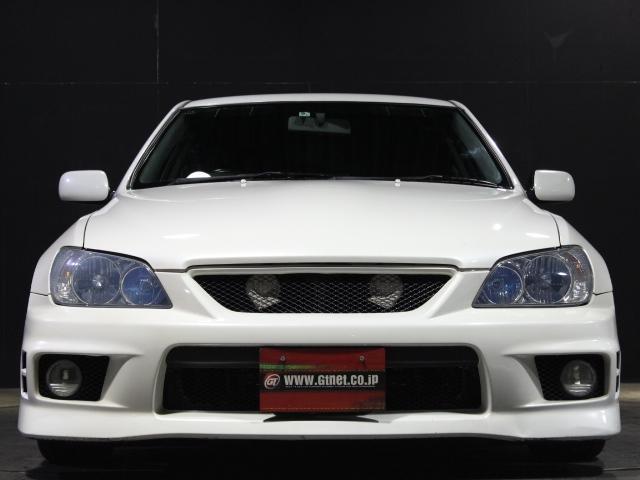 RS200Zエディション 車高調 TRDマフラー 17AW(6枚目)