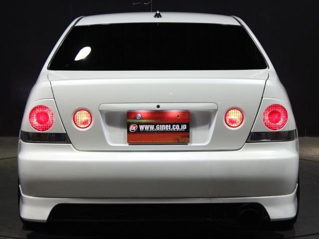 RS200Zエディション 車高調 TRDマフラー 17AW(7枚目)
