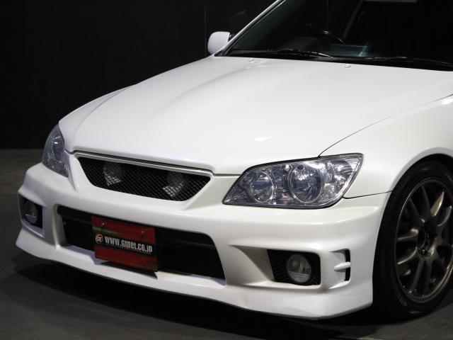 RS200Zエディション 車高調 TRDマフラー 17AW(10枚目)