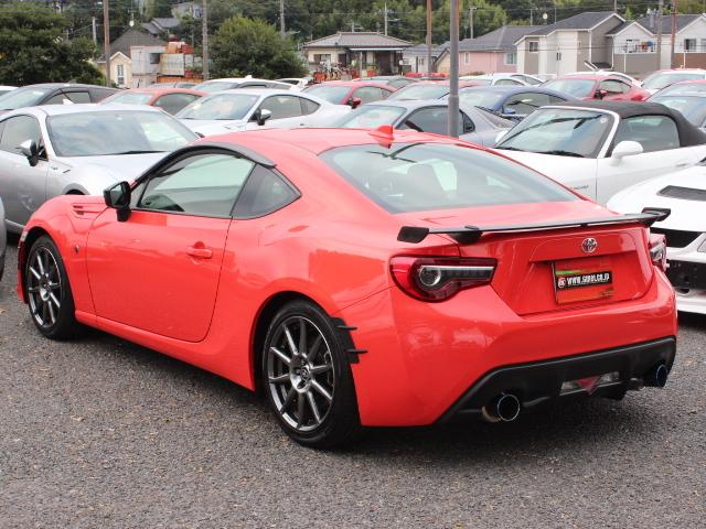 GTソーラーオレンジリミテッド 特別限定車後期モデル専用内装(5枚目)