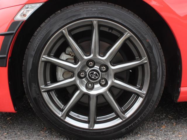 GTソーラーオレンジリミテッド 特別限定車後期モデル専用内装(11枚目)