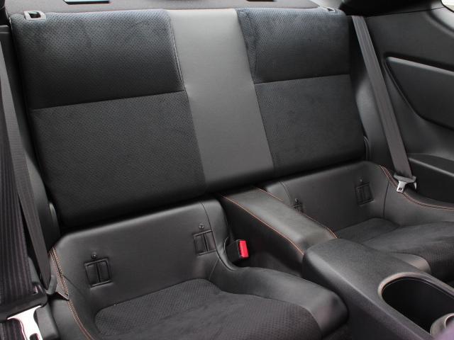 GTソーラーオレンジリミテッド 特別限定車後期モデル専用内装(16枚目)