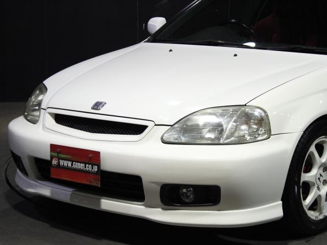 タイプR 後期モデル 無限車高調 フジツボマフラー(10枚目)