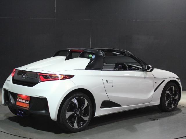 ホンダ S660 α 1オナ LEDライト ロッソモデロマフラー