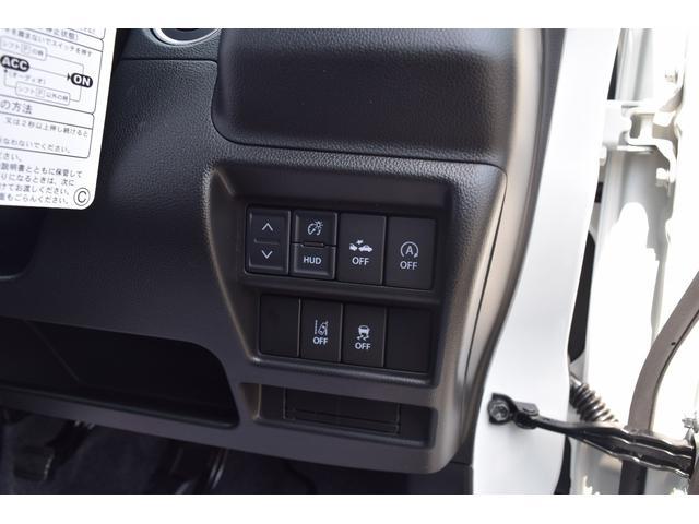 スズキ ワゴンRスティングレー ハイブリッドX新型届出済未使用車 デュアルセンサーBS