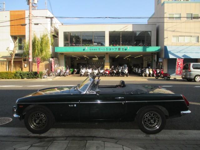 「MG」「MGB」「クーペ」「大阪府」の中古車5