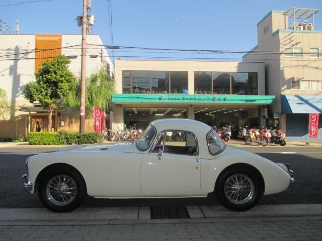「MG」「MGA」「オープンカー」「大阪府」の中古車5
