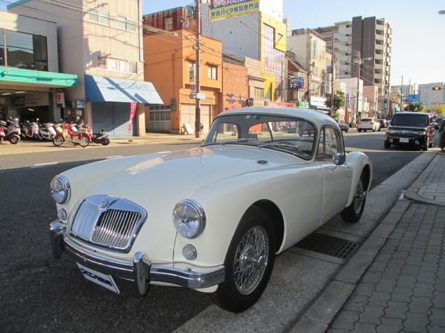 「MG」「MGA」「オープンカー」「大阪府」の中古車7