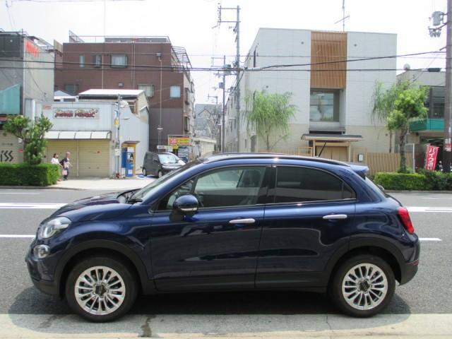 「フィアット」「フィアット 500X」「SUV・クロカン」「大阪府」の中古車5