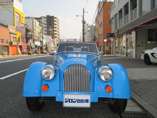 「その他」「モーガン 4/4」「オープンカー」「大阪府」の中古車2