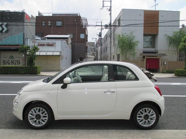 「フィアット」「フィアット 500C」「コンパクトカー」「大阪府」の中古車5