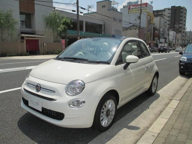 「フィアット」「フィアット 500C」「コンパクトカー」「大阪府」の中古車7