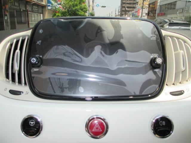 「フィアット」「フィアット 500C」「コンパクトカー」「大阪府」の中古車10