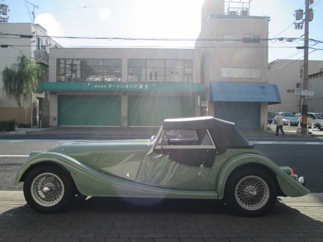 「その他」「モーガン 4/4」「オープンカー」「大阪府」の中古車5