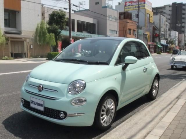 「フィアット」「フィアット 500」「コンパクトカー」「大阪府」の中古車7