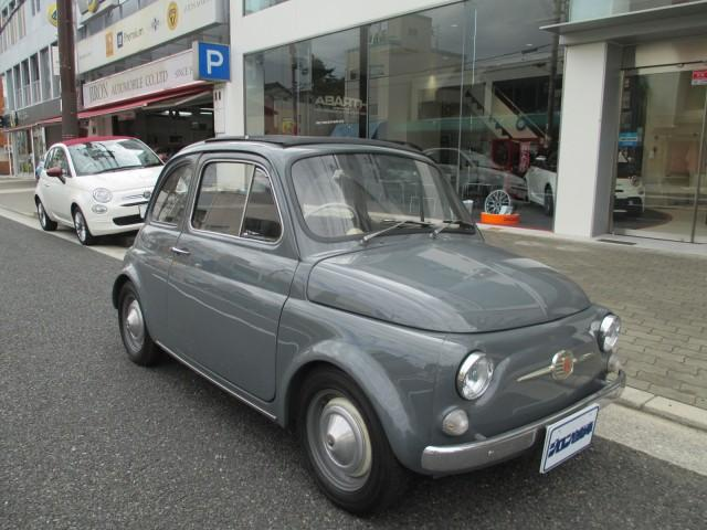 「フィアット」「フィアット 500」「コンパクトカー」「大阪府」の中古車6