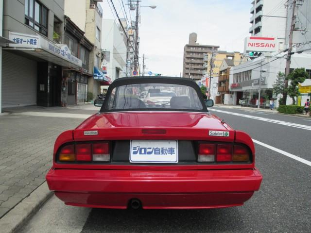 「アルファロメオ」「アルファスパイダー」「オープンカー」「大阪府」の中古車3
