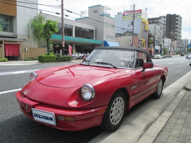 「アルファロメオ」「アルファスパイダー」「オープンカー」「大阪府」の中古車7
