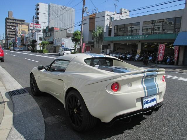 「ロータス」「ロータス エリーゼ」「オープンカー」「大阪府」の中古車9