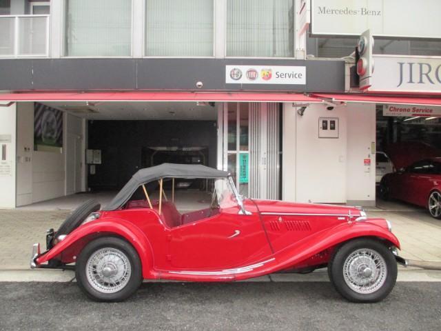 「MG」「MG TF」「オープンカー」「大阪府」の中古車4