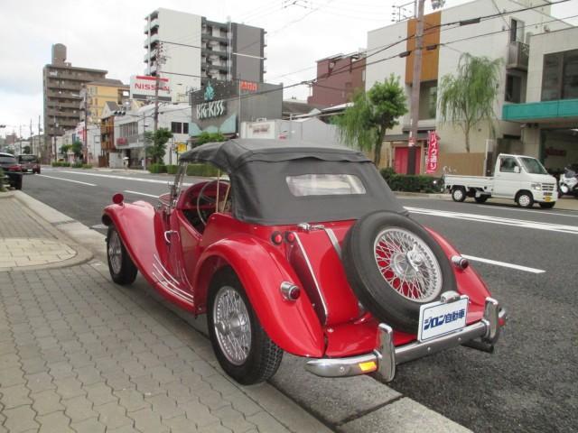 「MG」「MG TF」「オープンカー」「大阪府」の中古車9