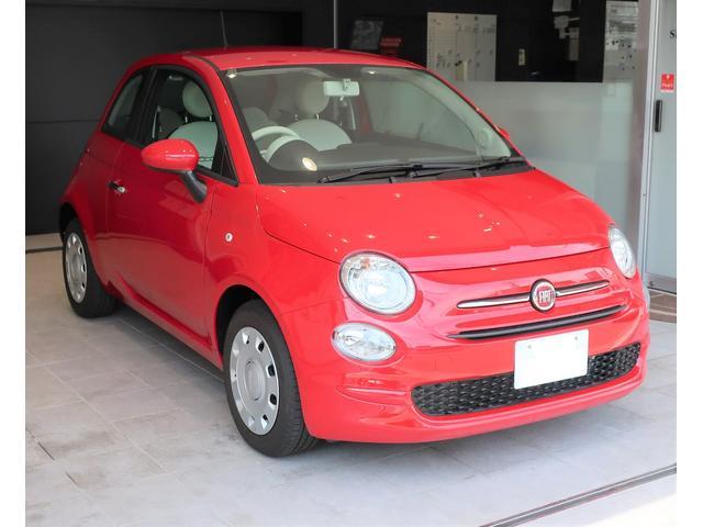 「フィアット」「フィアット 500」「コンパクトカー」「大阪府」の中古車4