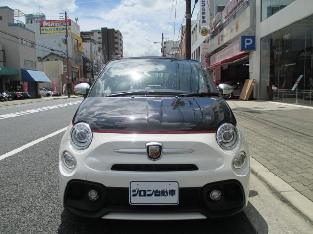 「アバルト」「 アバルト595C」「コンパクトカー」「大阪府」の中古車2