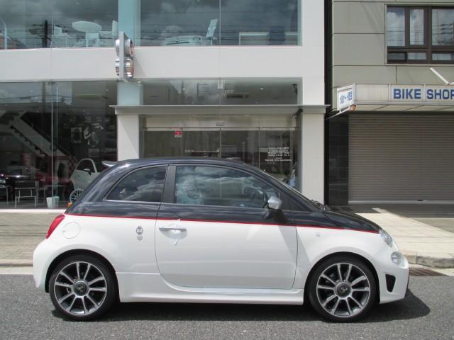 「アバルト」「 アバルト595C」「コンパクトカー」「大阪府」の中古車4