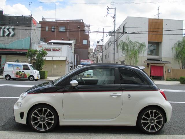 「アバルト」「 アバルト595C」「コンパクトカー」「大阪府」の中古車5