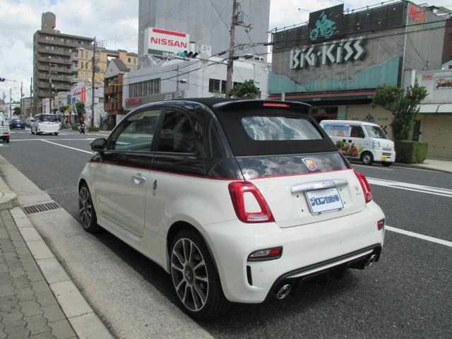 「アバルト」「 アバルト595C」「コンパクトカー」「大阪府」の中古車9