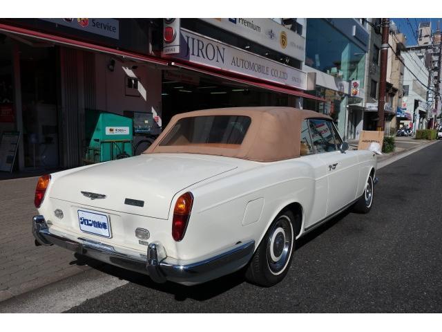 「ロールスロイス」「ロールスロイス コーニッシュ」「オープンカー」「大阪府」の中古車8