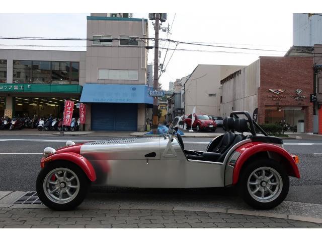 「ケータハム」「ケータハム セブン270」「オープンカー」「大阪府」の中古車5