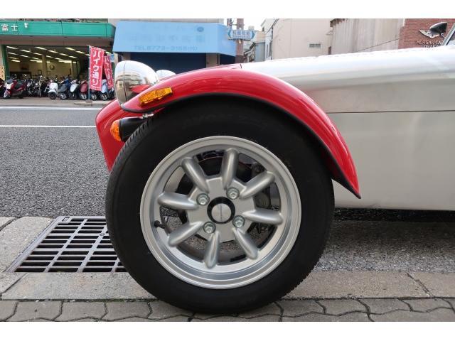 「ケータハム」「ケータハム セブン270」「オープンカー」「大阪府」の中古車19