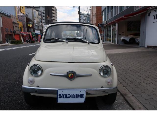 「フィアット」「500(チンクエチェント)」「ミニバン・ワンボックス」「大阪府」の中古車2