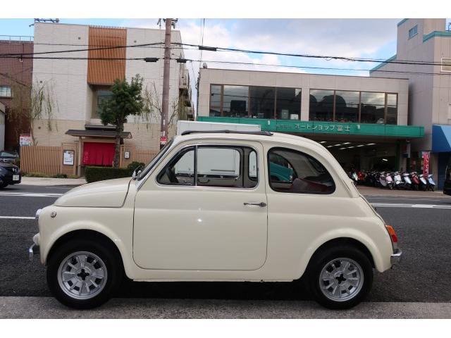 「フィアット」「500(チンクエチェント)」「ミニバン・ワンボックス」「大阪府」の中古車5