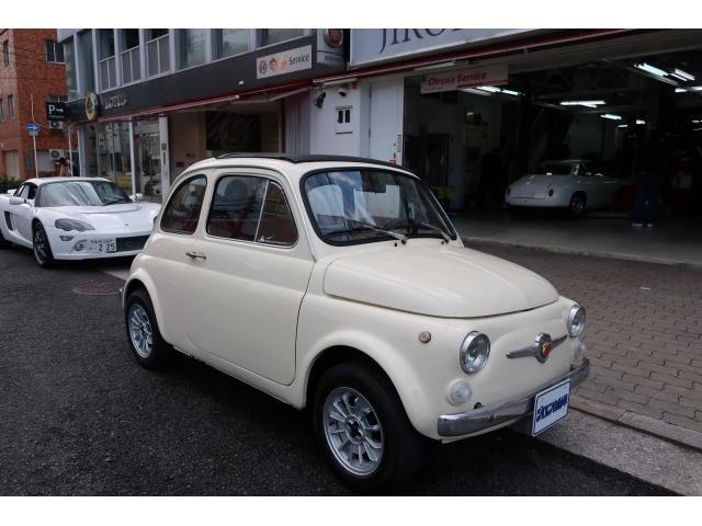 「フィアット」「500(チンクエチェント)」「ミニバン・ワンボックス」「大阪府」の中古車6