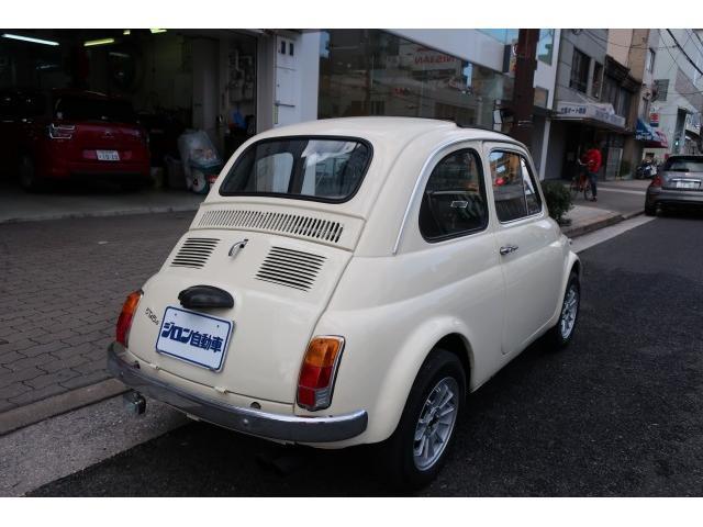 「フィアット」「500(チンクエチェント)」「ミニバン・ワンボックス」「大阪府」の中古車8