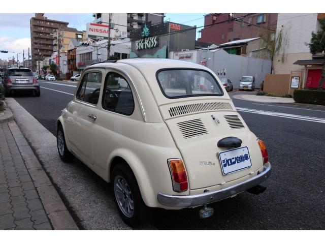 「フィアット」「500(チンクエチェント)」「ミニバン・ワンボックス」「大阪府」の中古車9